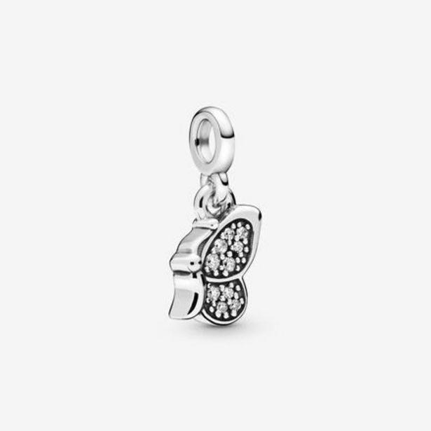 Oferta de Mini Colgante Vuela Mariposa Pandora ME por 19€