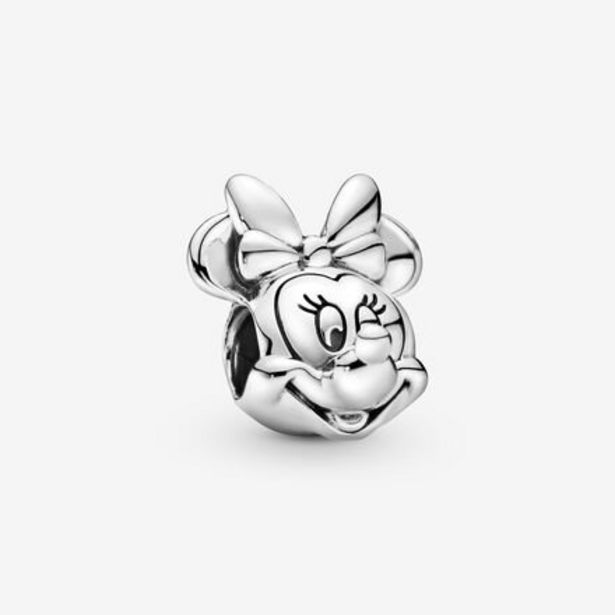 Oferta de Charm en plata de ley Retrato Minnie por 39€
