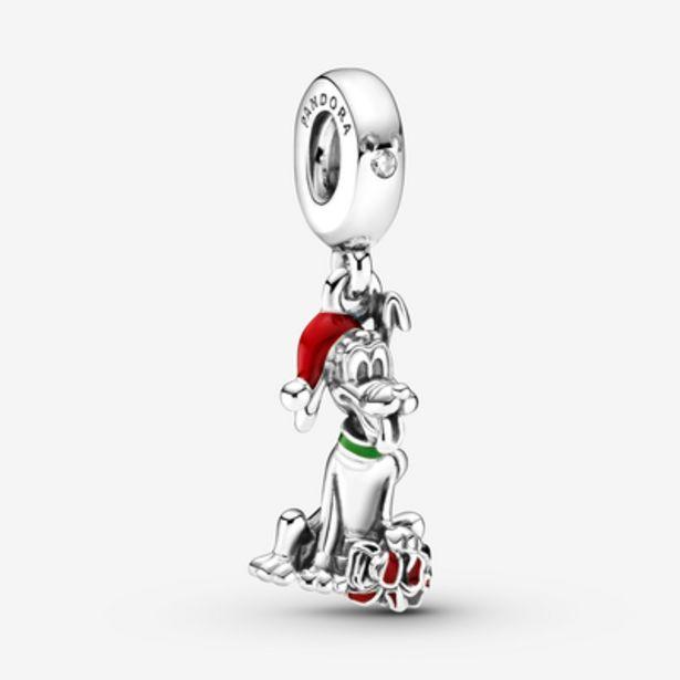 Oferta de Charm Regalo de Navidad de Pluto de Disney por 59€