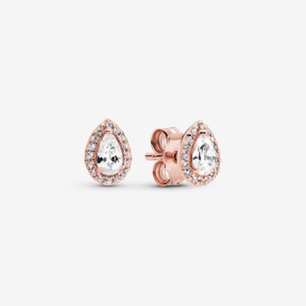Oferta de Pendientes en Pandora Rose Gotas Radiantes por 59€