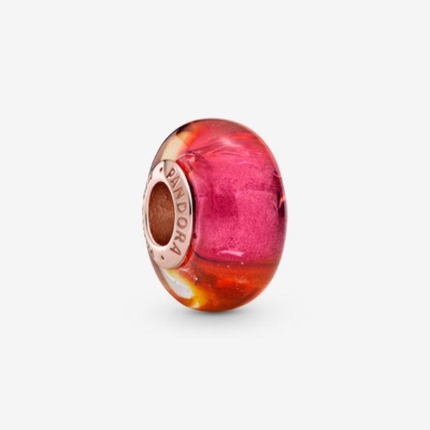 Oferta de Charm en Cristal de Murano Brillo del Atardecer por 29€