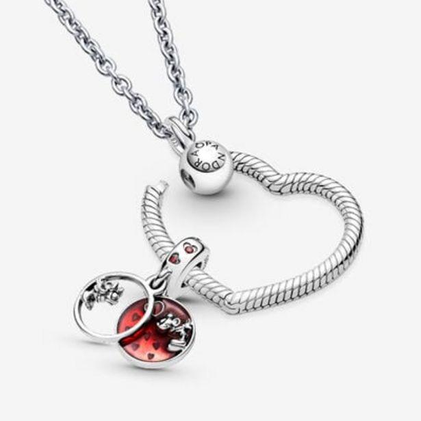 Oferta de Conjunto de Regalo Amor y Besos de Mickey y Minnie Mouse de Disney por 137€