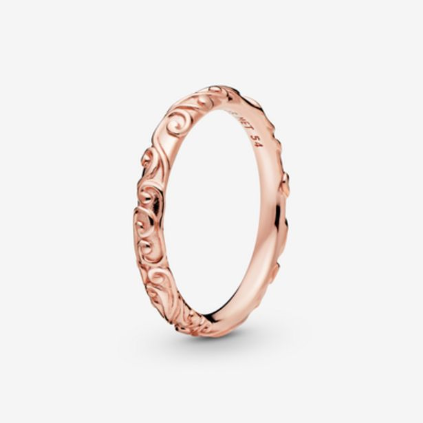 Oferta de Anillo en PANDORA Rose Belleza Real por 49€