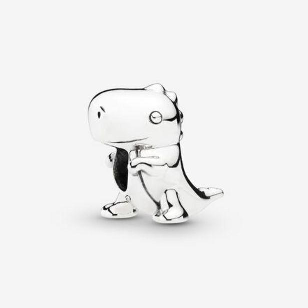 Oferta de Charm en plata de ley Dino el Dinosaurio por 35€