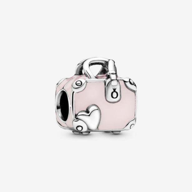Oferta de Charm en plata de ley Maleta por 39€