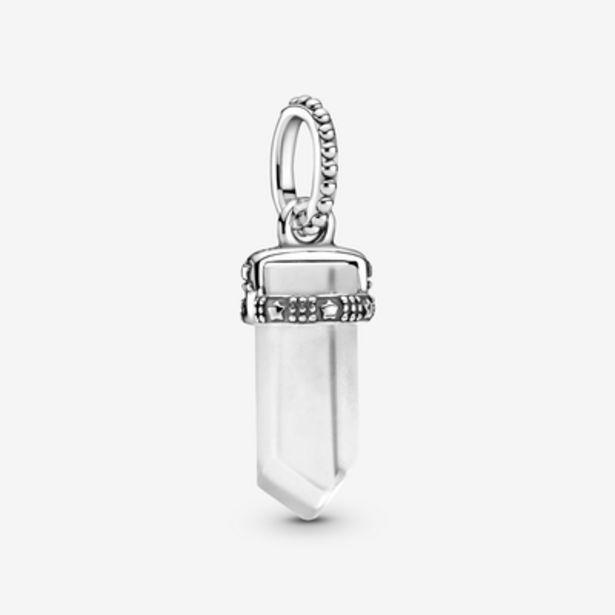 Oferta de Colgante Amuleto Blanco por 45€