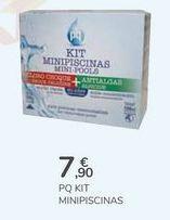 Oferta de PQ KIT MINIPISCINAS por 7,9€