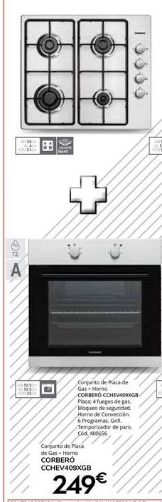 Oferta de Cocinas Corberó por 249€