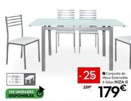 Oferta de Comedor por 179€