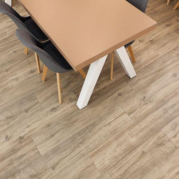 Oferta de Pavimento Porcelánico Tayrona Beige 24 x 88 cm por 9,95€