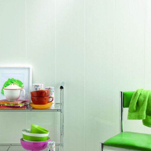 Oferta de FRISO PVC BLANCO 260 X 37,5 CM por 5,45€