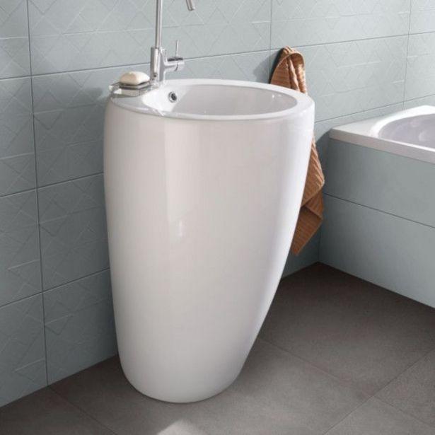 Oferta de Pavimento Porcelánico Smooth Gris Oscuro 60x60 cm por 11,95€