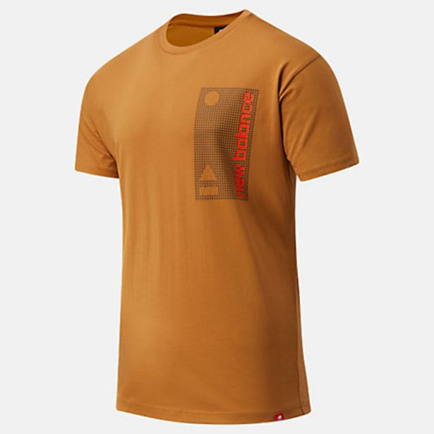 Oferta de Camiseta Essentials Terrain Grid por 12,5€