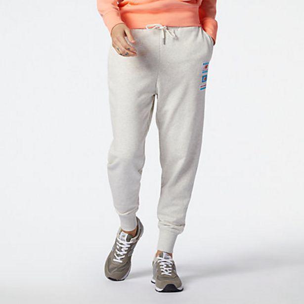 Oferta de NB Essentials Field Day Fleece Pant por 32,5€