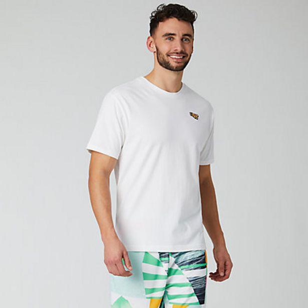 Oferta de Camiseta NB Athletics Tropic NB por 16,2€