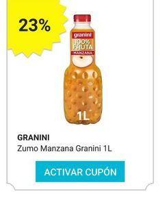 Oferta de Zumo de manzana Grego por