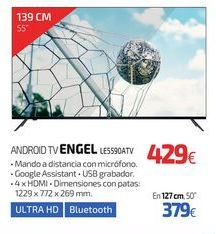Oferta de ANDROID TV ENGEL LE5590ATV por 429€