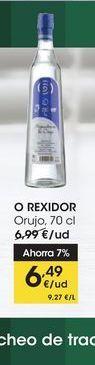 Oferta de O REXIDOR Orujo, 70 cl por 6,49€