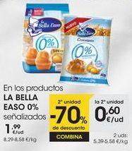Oferta de En los productos LA BELLA EASO 0% señalizados por 1,99€