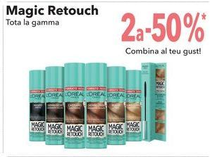 Oferta de Magic Retouch Toda la gama por