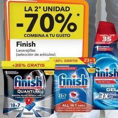 Oferta de Finish lavavajillas por