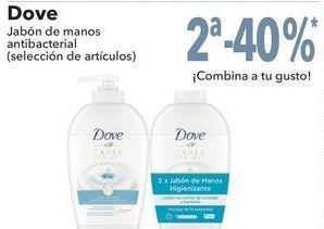 Oferta de Dove jabón de manos antibacterial por