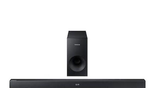 Oferta de Samsung HW-K335 altavoz soundbar 2.1 canales 130 W Negro por 170,99€