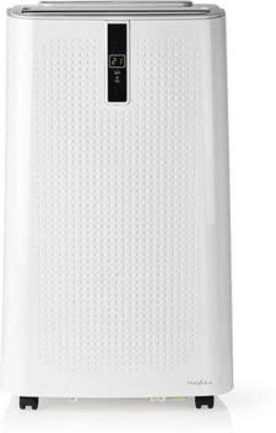 Oferta de Nedis ACMB1WT9 aire acondicionado portátil Blanco, Negro por 524,95€