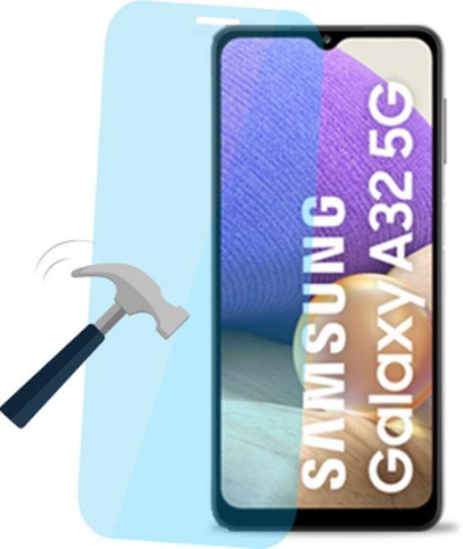 Oferta de Ebox Protector pantalla vidrio templado Samsung Galaxy A32 5G por 18,99€
