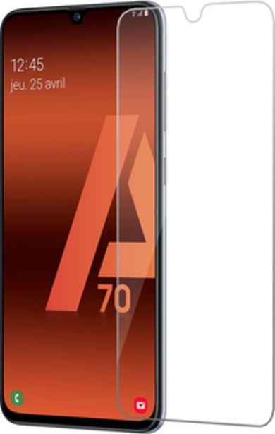 Oferta de ME! Protector Vidrio Templado Samsung Galaxy A70 por 18,99€