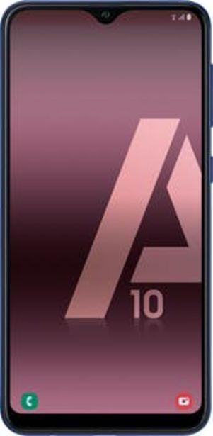 Oferta de Samsung Galaxy A10 por 89€