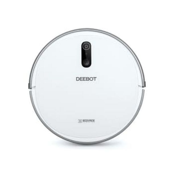 Oferta de Ecovacs DEEBOT 710 aspiradora robotizada Bolsa para el polvo Blanco 0,52 L por 315,54€