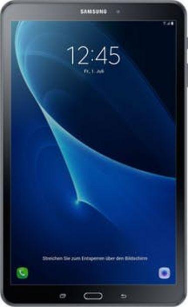 Oferta de Samsung SM-T585N 16GB 3G 4G Negro tablet por 404,88€