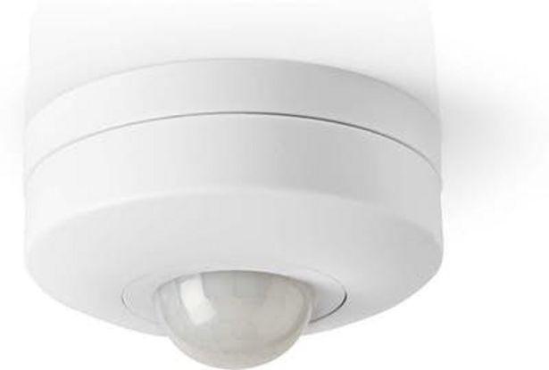 Oferta de Nedis PIRPI30WT detector de movimiento Blanco por 13,82€