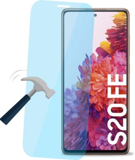 Oferta de ME! Protector pantalla Samsung Galaxy S20 FE por 18,99€