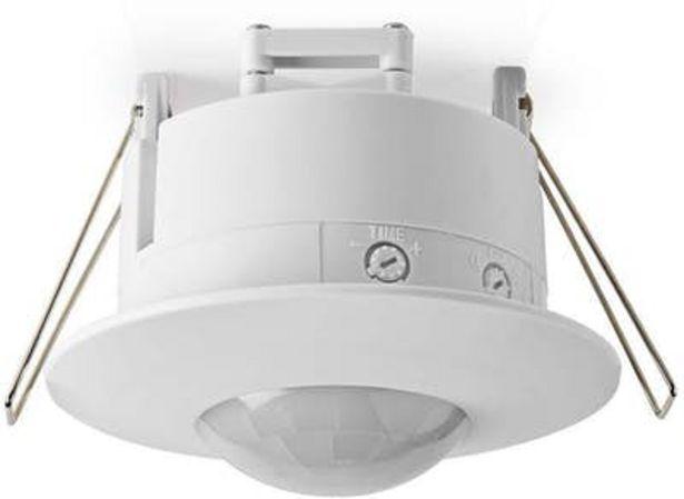 Oferta de Nedis PIRPI31WT detector de movimiento Blanco por 15,31€