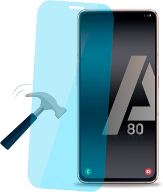 Oferta de ME! Protector Pantalla Samsung Galaxy A80 por 18,99€