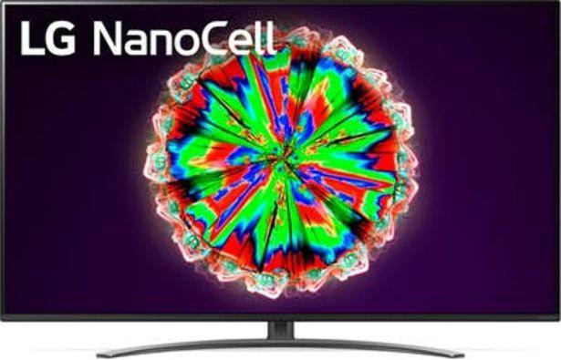 Oferta de LG NanoCell NANO81 65NANO816NA Televisor 165,1 cm por 878,04€