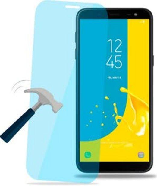 Oferta de ME! Protector Vidrio Templado Samsung Galaxy J6 (2018) por 3,99€