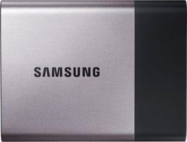 Oferta de Samsung T3 1000GB Negro, Plata por 549,97€