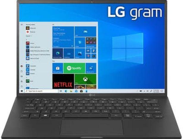 Oferta de LG Gram 14Z90P-G.AR55B ordenador portatil Portátil por 949,32€