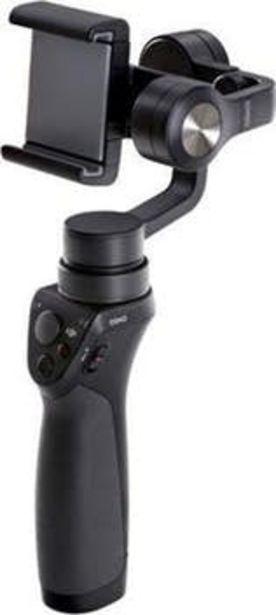 Oferta de DJI Osmo Mobile Smartphone camera stabilizer Negro por 404,93€