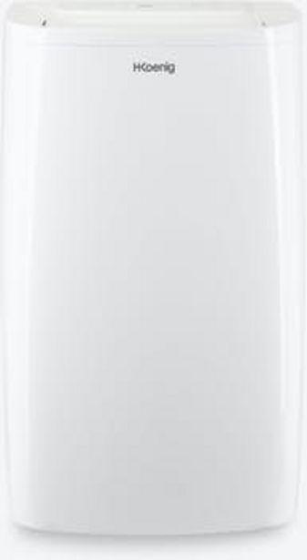 Oferta de H.Koenig KOL6812 aire acondicionado portátil Blanco por 498,48€