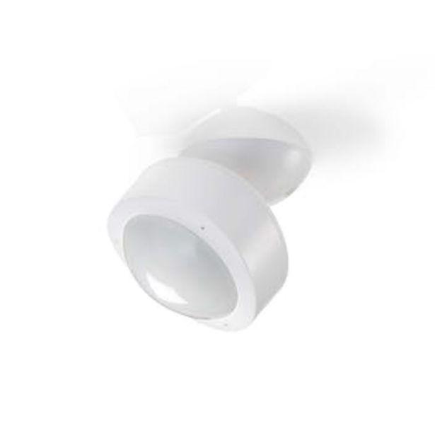 Oferta de Nedis WIFISM10CWT detector de movimiento Sensor de infrarrojos Inalámbrico y alámbrico Techo/pared Blanco por 38,71€