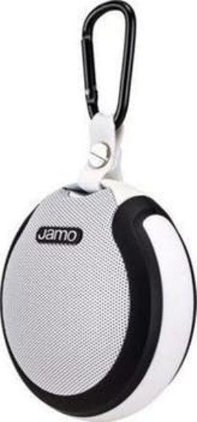 Oferta de Jamo DS2 Altavoz portátil estéreo 5W Blanco por 19,19€