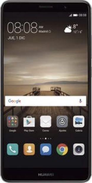 Oferta de Huawei Mate 9 por 159€