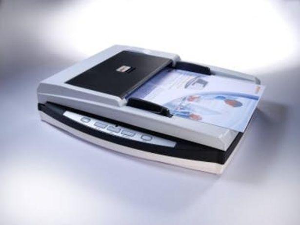 Oferta de Plustek SmartOffice PL1530 600 x 600 DPI Flatbed & ADF scanner Negro, Blanco A4 por 412,29€