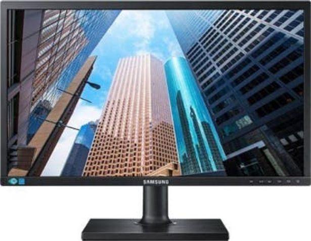 "Oferta de Samsung S22E650D 21.5"""" Full HD PLS Mate Plana Neg por 117,61€"
