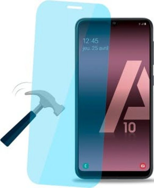 Oferta de CoverMe Protector Pantalla Samsung Galaxy A10 por 18,99€