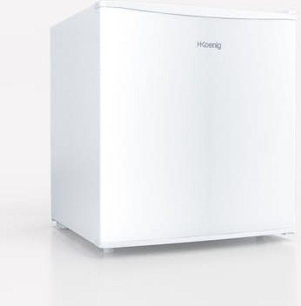 Oferta de H.Koenig FGX480 nevera y congelador Independiente Blanco A+ por 211,05€